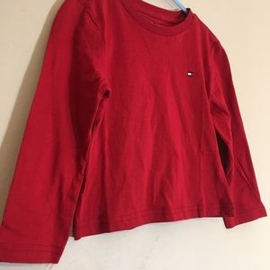 NWT Toddler Boys Tommy Hilfiger Long Sleeve Shirt